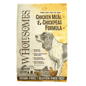SPORTMiX Wholesomes Grain-Free Chicken Meal & Chickpeas Dry Dog Food